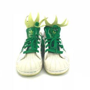 248c5f7ba5508 adidas Shoes - Adidas the original Hip Hop Kermit sneakers. Rare